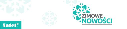 Zimowe nowości SATEL 2018