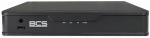 BCS-P-NVR0802-4K-E Rejestrator sieciowy 4K, 8 kanałów IP, 2x HDD BCS POINT