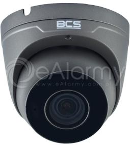 BCS-P-262R3WSM-G Kamera IP, 2.0 Mpx, 2.7-12mm, kopułowa BCS POINT