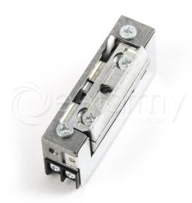 R5 Elektrozaczep symetryczny, niski, blokada zapadki ELEKTRA PLUS