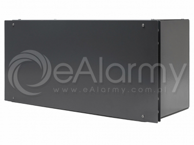 BCS-IP8Gb/RACK5U System zasilania dla 8 kamer IP PoE BCS