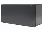 BCS-IP8Gb/RACK5U System zasilania, 8x PoE BCS