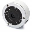 EVX-C-BU1-SW Dodatkowy pierścień mocujący, hermetyczna puszka instalacyjna do kamer EVERMAX