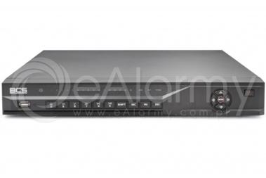 BCS-XVR08024KE Rejestrator HDCVI, HDTVI, AHD, ANALOG, IP 8 kanałowy BCS