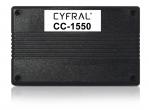 CC-1550 Elektronika, zwora serwisowa CYFRAL