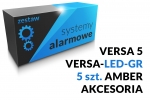 Zestaw alarmowy 01 - VERSA 5  + LED-GR