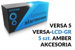 Zestaw alarmowy 02 - VERSA 5 + LCD-GR