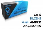 Zestaw alarmowy 03 - CA-5 + KLCD-S