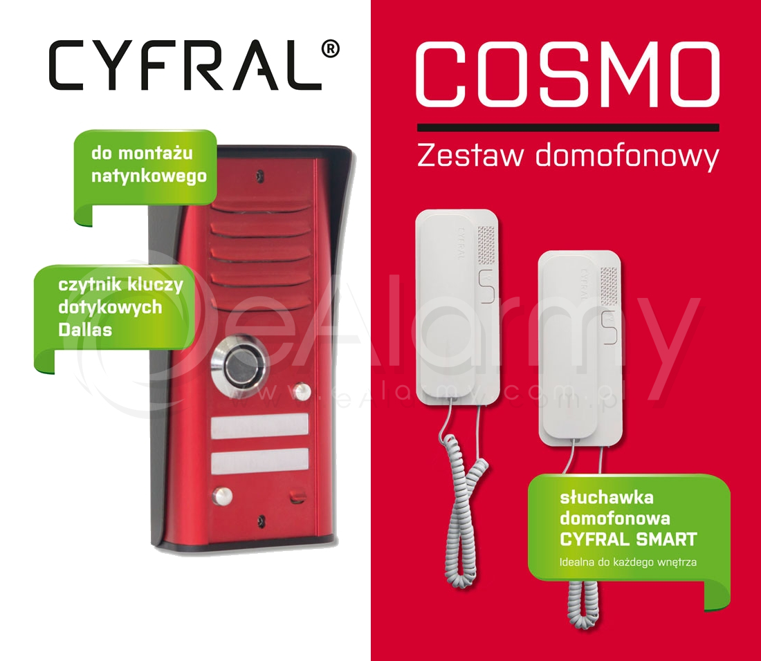Cyfral COSMO