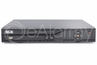 BCS-XVR16014KE Rejestrator HDCVI, HDTVI, AHD, ANALOG, IP 16 kanałowy BCS