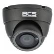 BCS-DMQ2201IR3 Kamera kopułowa 4w1, 1080p, grafitowa BCS