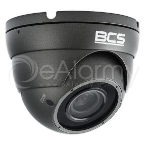 BCS-DMQ4201IR3 Kamera kopułowa 4w1, 1080p, grafitowa BCS