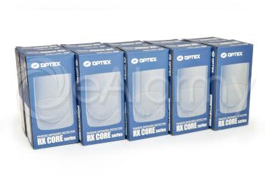 RXC-ST 10-PACK Pasywna czujka podczerwieni PIR, wewnętrzna OPTEX