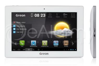 GR-IS11-WA Panel wewnętrzny IP do wideodomofonu Greon