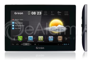 GR-IS11-BA Panel wewnętrzny IP do wideodomofonu Greon