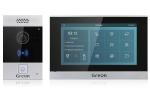 GR-OS6 / GR-IS4-SL Zestaw wideodomofonowy IP Greon