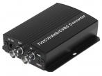Konwerter sygnału z kamer CVI, TVI, AHD na HDMI