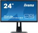 """ProLite XB2483HSU-B3 Monitor 24"""" AMVA, HDMI, VGA, DP IIYAMA"""