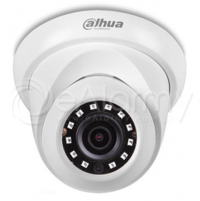 IPC-HDW1420SP-0280B Kamera IP, 1080p, 4.0 Mpx, kopułowa, DAHUA