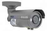 BCS-TQ6201IR3 Kamera tubowa 4w1, 1080p, 2.8-12mm, grafitowa BCS
