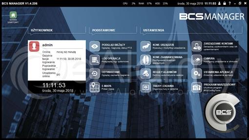 BCS Manager 1.4 - uaktualniona wersja oprogramowania do zarządzania produktami BCS