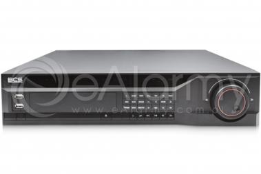 BCS-NVR6408-4K-III Rejestrator IP 64 kanałowy 12MPx BCS