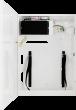 S108-CR 10-portowy switch PoE dla 8 kamer IP, 8x PoE + 2x UPLINK, miejsce na DVR PULSAR