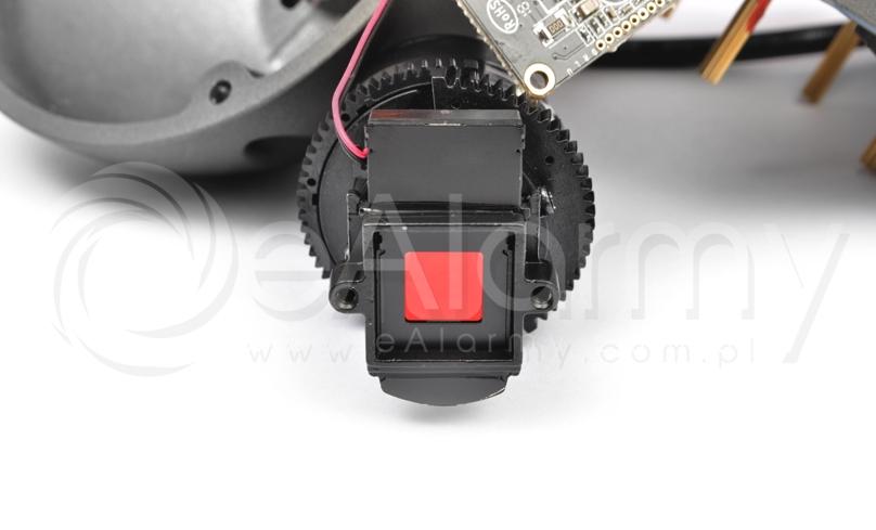 Mechaniczny filtr podczerwieni ICR TDN - kamery 4-systemowe EVERMAX