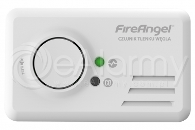 CO-9B Autonomiczny czujnik tlenku węgla, czadu FireAngel