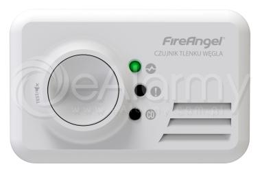 CO-9X10 Autonomiczny czujnik tlenku węgla, czadu FireAngel