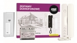 6025/401-RF-N Zestaw domofonowy, 1 przycisk wywołania + czytnik zbliżeniowy RFID, natynkowy Urmet