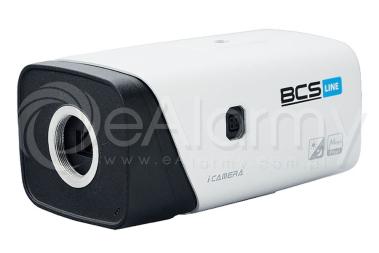 BCS-BIP7401A-IV Kamera IP, 4.0 Mpx, wewnętrzna, bez obiektywu BCS