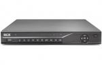BCS-NVR1602-4K-P-III Rejestrator IP 16 kanałowy ze switchem PoE 12MPx BCS
