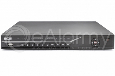 BCS-XVR1602-IV Rejestrator HDCVI, HDTVI, AHD, ANALOG, IP 16 kanałowy BCS