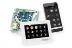 NeoGSM-IP-SET/TPR-4WS Zestaw, centrala alarmowa oraz panel dotykowy ROPAM