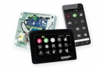 NeoGSM-IP-SET/TPR-4BS Zestaw, centrala alarmowa oraz panel dotykowy ROPAM