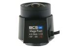 BCS-45105MIR Obiektyw wysokiej rozdzielczości do kamer megapixelowych 5MP 4,5-10 mm BCS