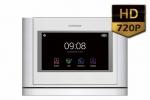 """CDV-704MA(DC) Monitor kolorowy HD 7"""", doświetlenie LED, obsługa dwóch wejść COMMAX"""