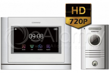 CDV-704MA / DRC-40KHD Zestaw wideodomofonowy Commax