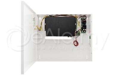 SF108-B 10-portowy switch PoE dla 8 kamer IP, 2x SFP PULSAR