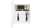 S108-CRB 10-portowy switch PoE dla 8 kamer IP i rejestratora PULSAR