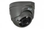 BCS-DMQE3200IR3 Kamera kopułowa 4w1, 1080p, grafitowa BCS