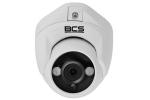 BCS-DMQE1200IR3-B Kamera kopułowa 4w1, 1080p, biała BCS