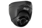 BCS-DMQE1200IR3 Kamera kopułowa 4w1, 1080p, grafitowa BCS