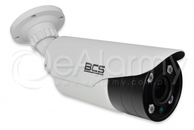 BCS-TQE5202IR3-B Kamera tubowa 4w1, 1080p BCS