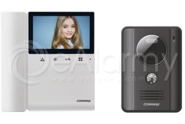 CDV-43K / DRC-4G DARK GREY Zestaw wideodomofonowy COMMAX