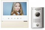 CDV-70H WHITE / DRC-40K Zestaw wideodomofonowy COMMAX