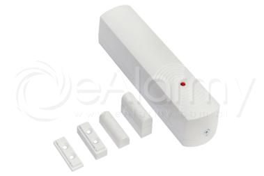 CTX5D Bezprzewodowy detektor otwarcia i zamknięcia, podwójny ELMES