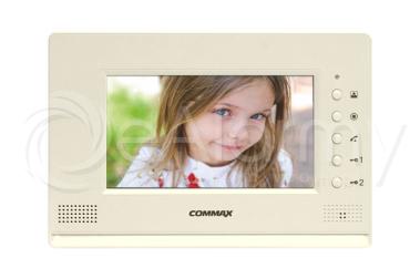 """CDV-70AR3(DC) PEARL Monitor kolorowy 7"""", doświetlenie LED, dodatkowe sterowanie bramy COMMAX"""