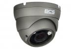 BCS-DMQE4200IR3 Kamera kopułowa 4w1, 1080p, zasięg IR do 40m, grafitowa BCS